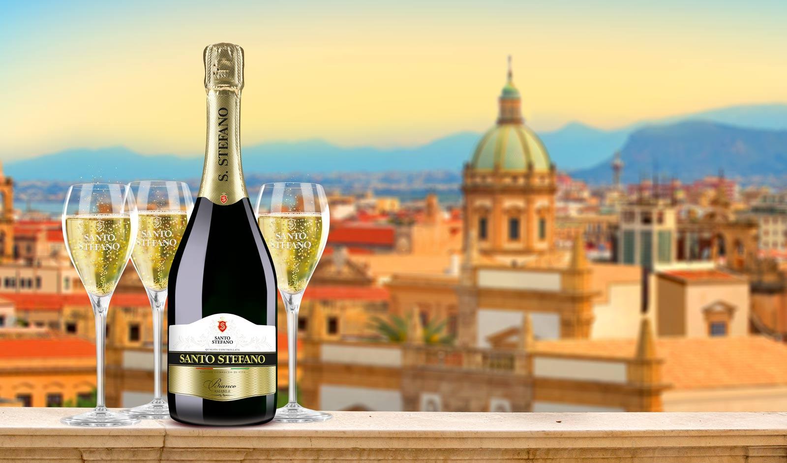 вино санто стефано Bianco Amabile