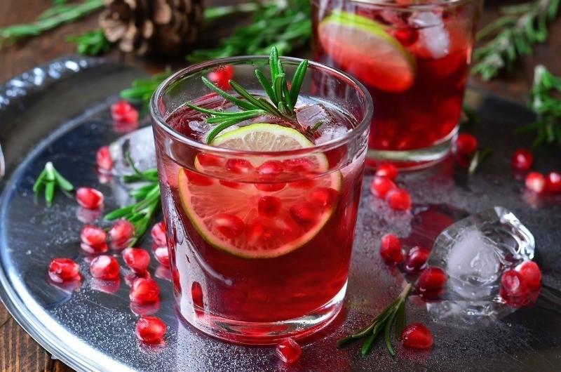 Рецепты безалкогольного глинтвейна на разных соках