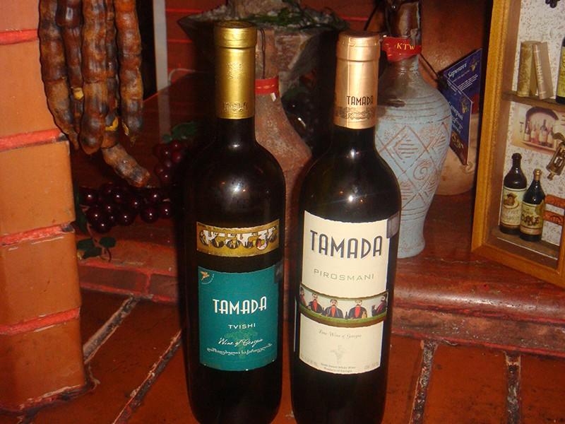 Популярные названия грузинских вин: марки, сорта, производители