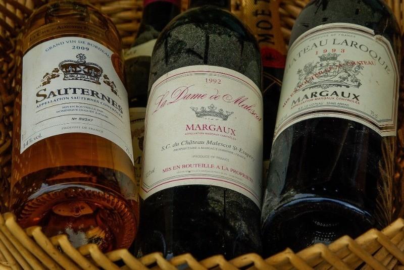 Классификация лучших французских вин