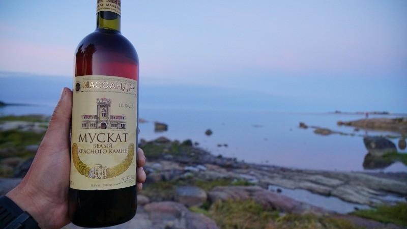 Рейтинг вин Крымского полуострова