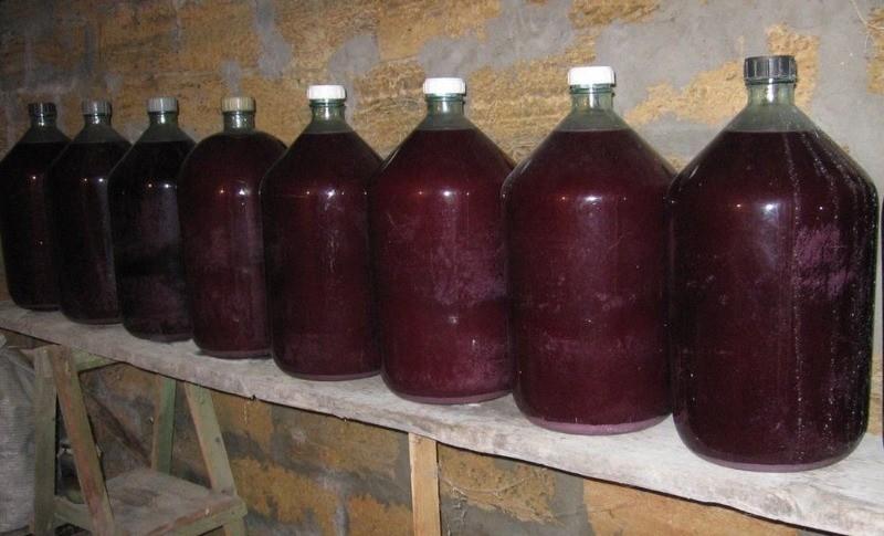 Секреты приготовления ароматного вина из малины
